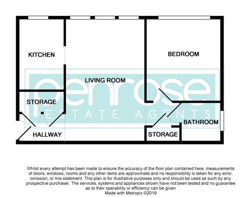 1 bedroom Flat to rent in Seymour Road, Luton
