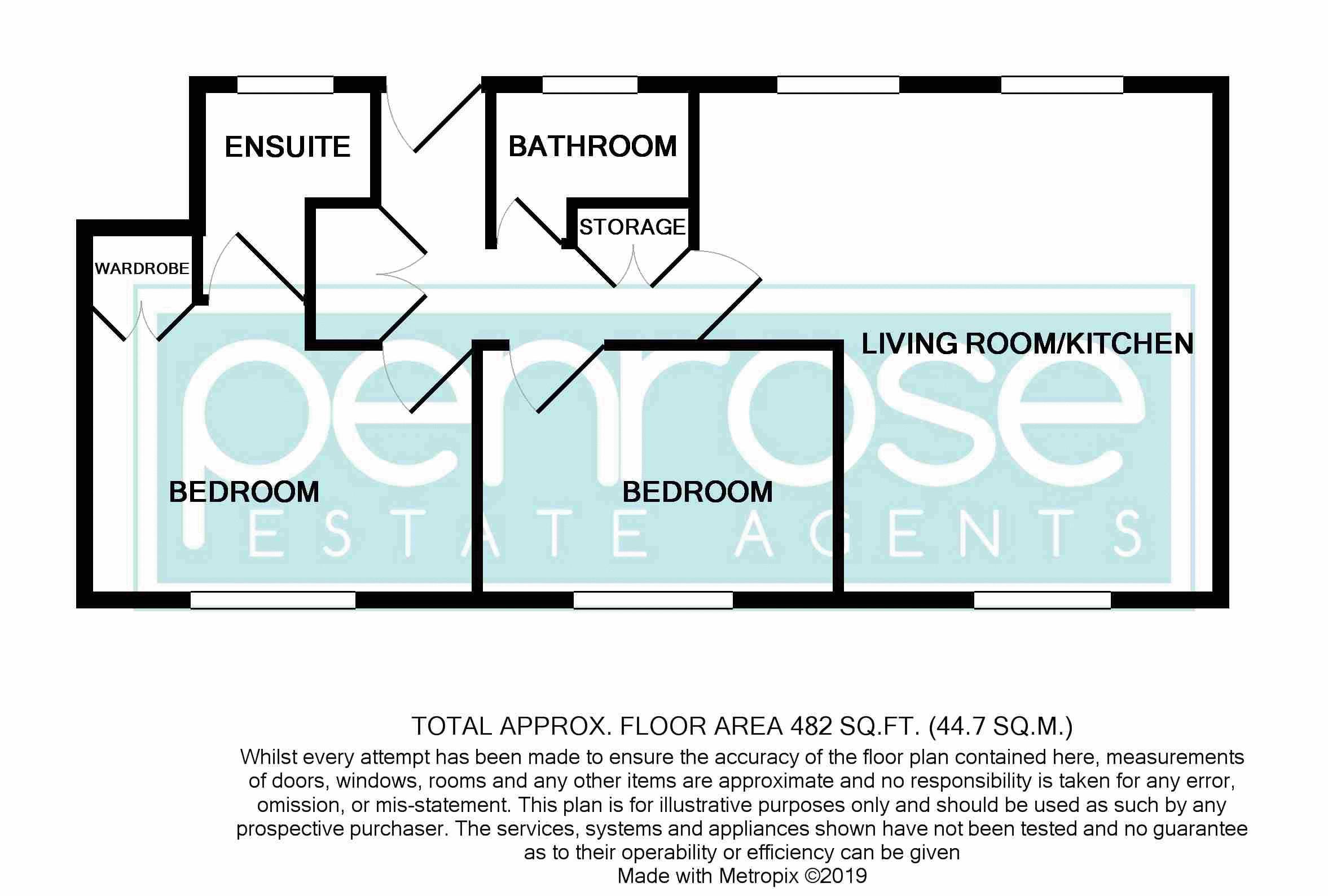 2 bedroom Apartment / Studio to rent in Ramridge Road, Luton