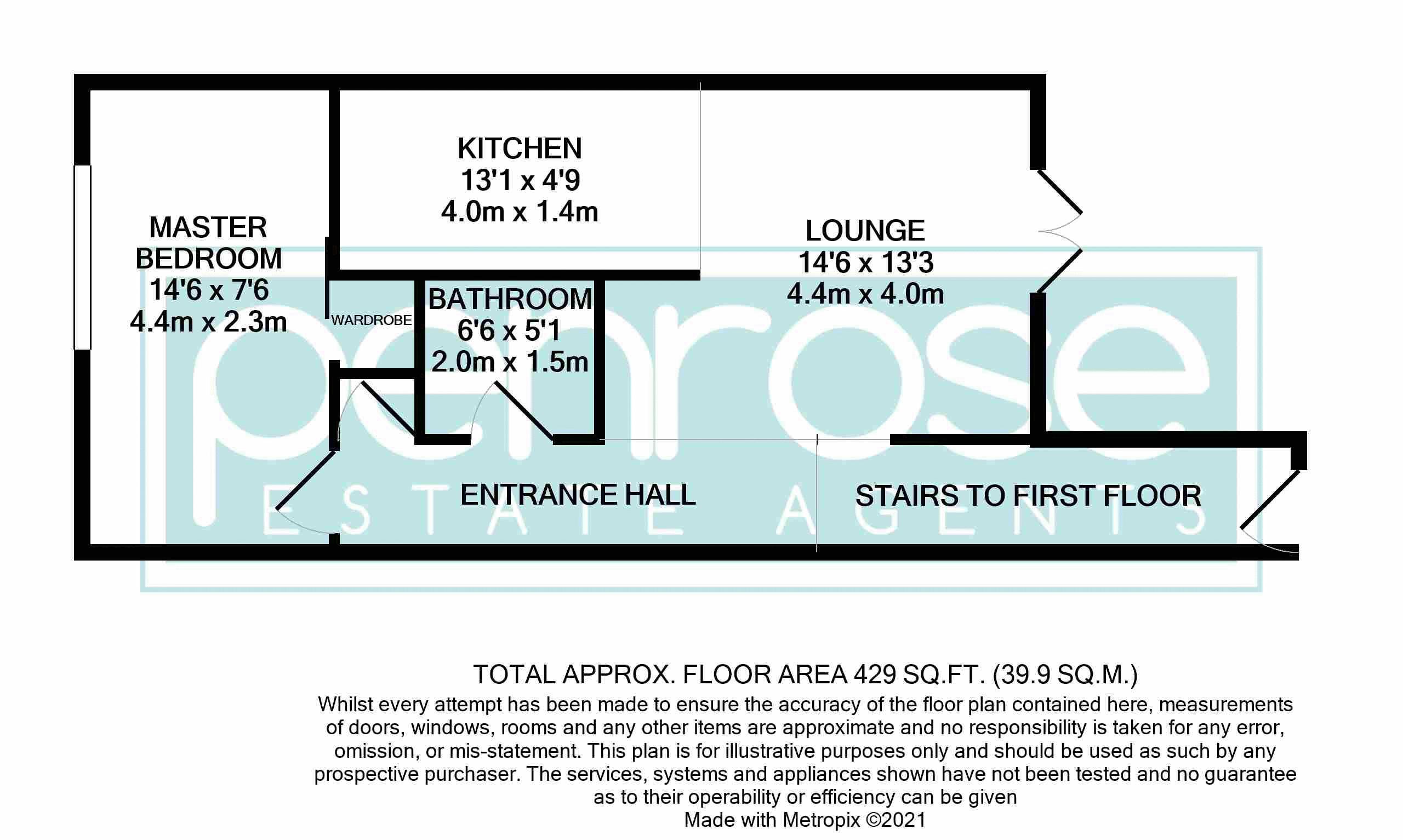 1 bedroom Flat to buy in Wensleydale, Luton