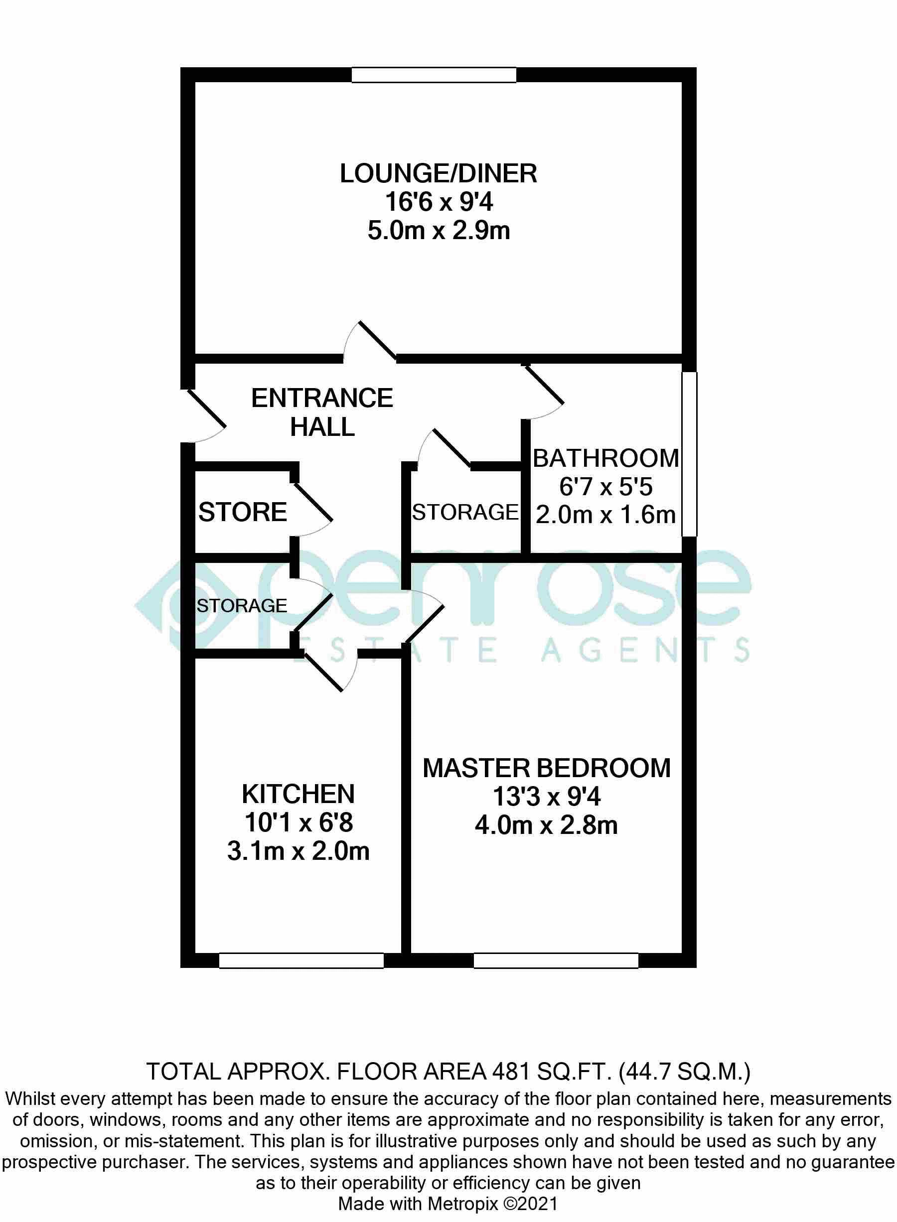 1 bedroom Flat to buy in Rowan Close, Luton