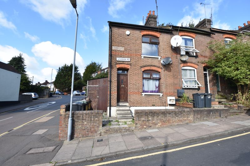 3 bedroom End Terrace to buy in Winsdon Road, Luton