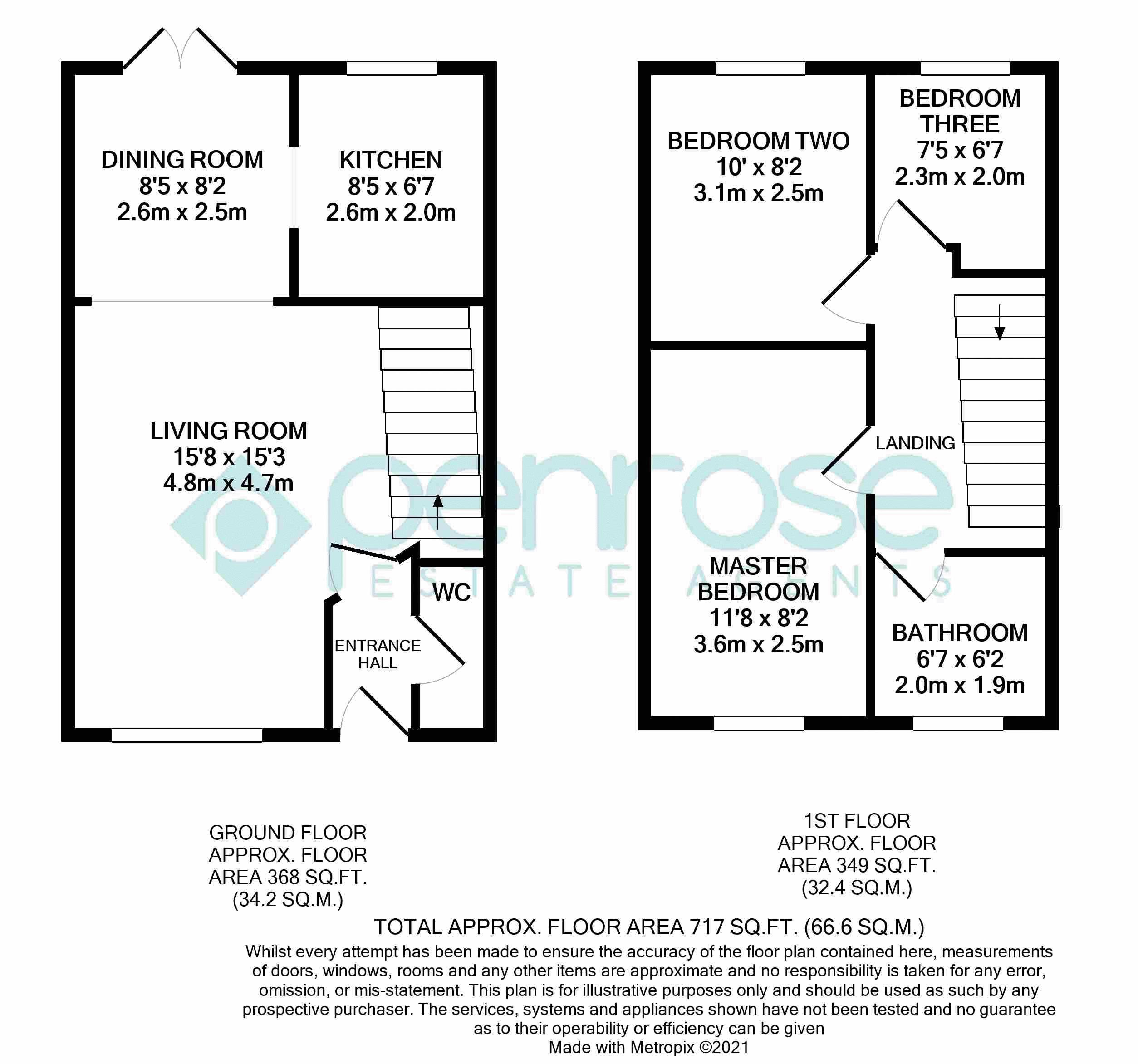 3 bedroom Mid Terrace to buy in Chalkdown, Luton
