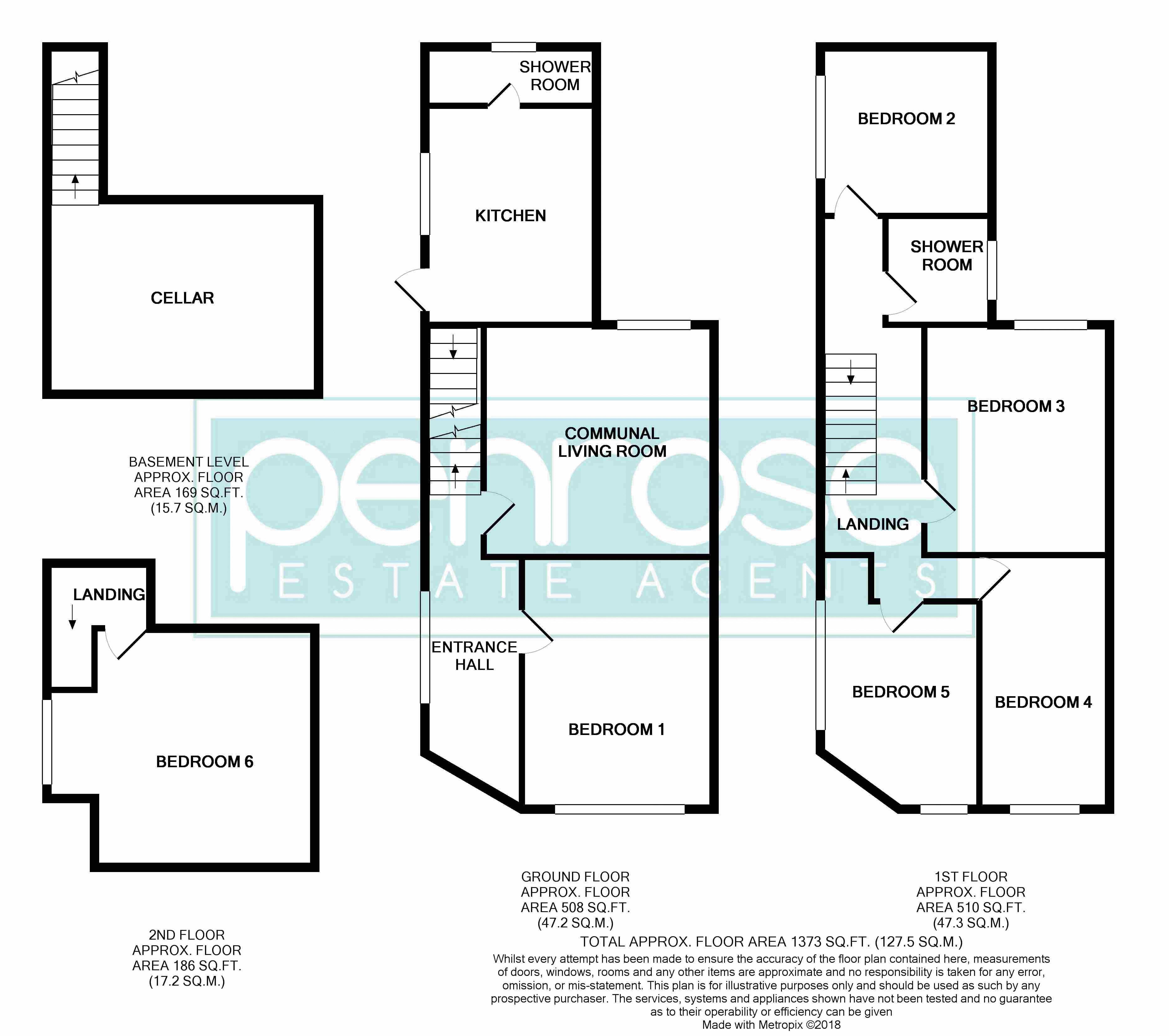 6 bedroom  to buy in Park Street, Luton