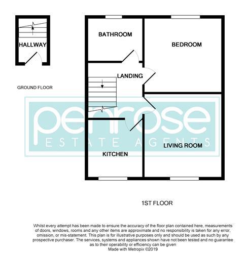 1 bedroom Flat to rent in Hart Lane, Luton