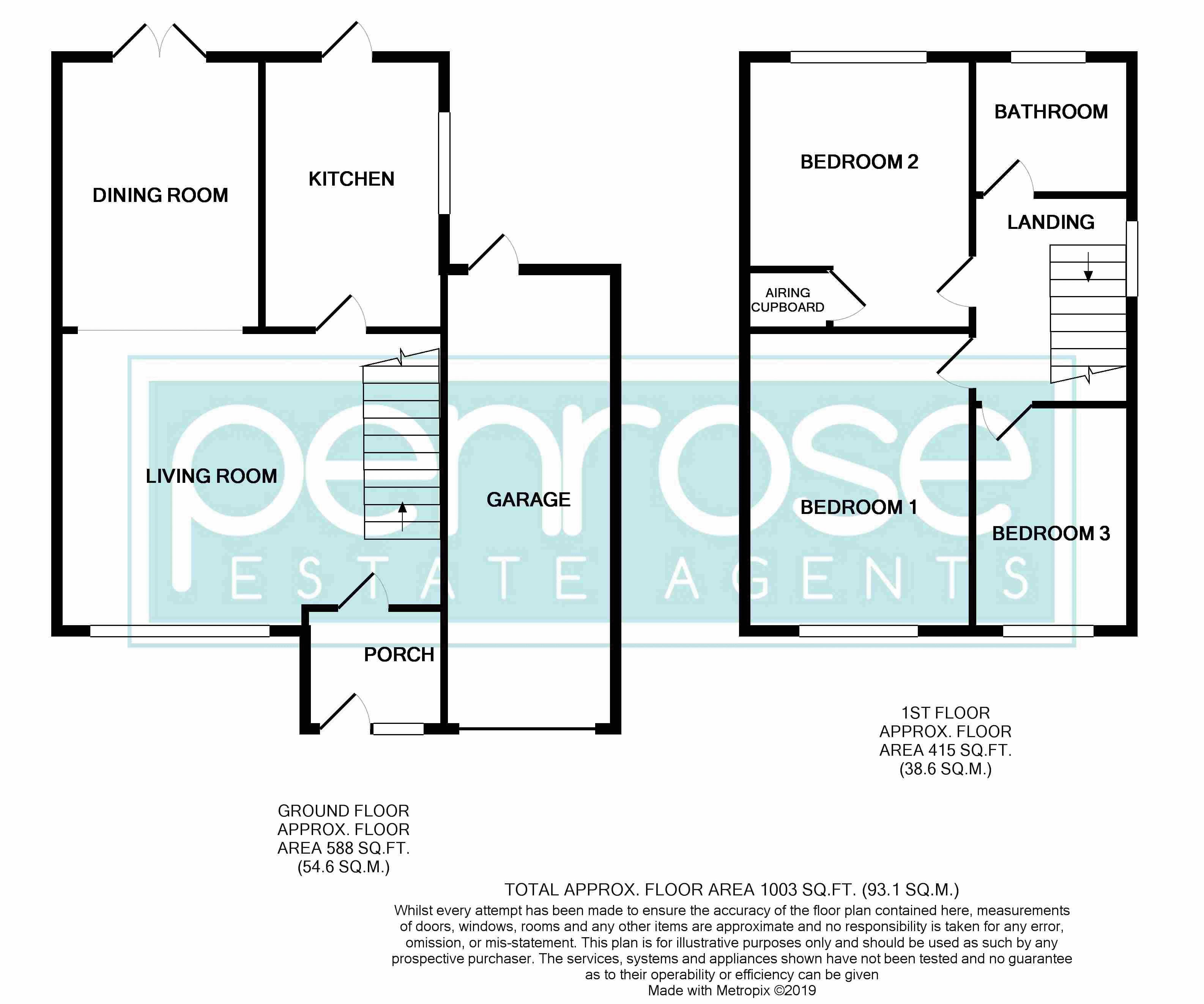 3 bedroom Semi-Detached  to buy in Edgewood Drive, Luton