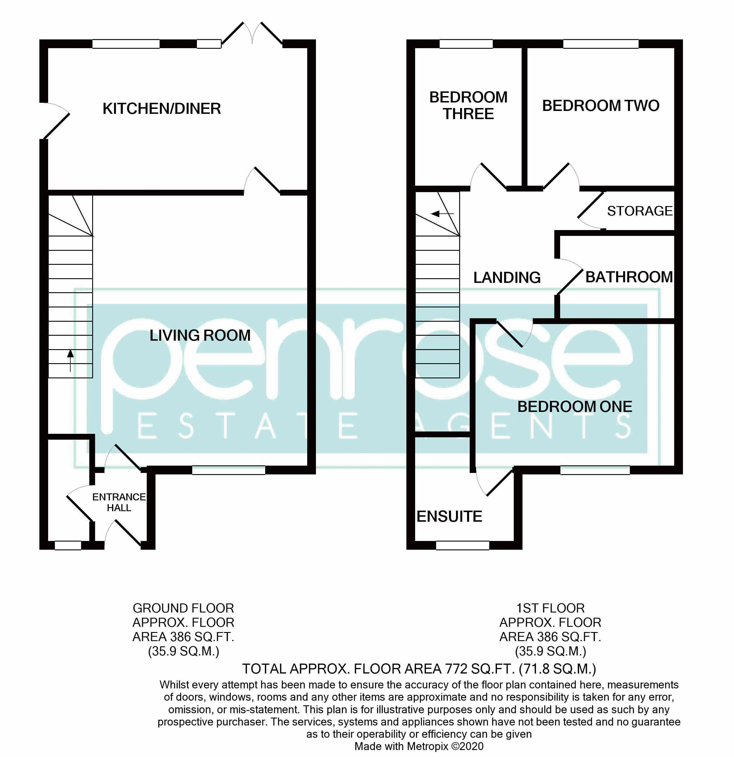 3 bedroom End Terrace to buy in Dunraven Avenue, Luton 1 Dunraven Avenue