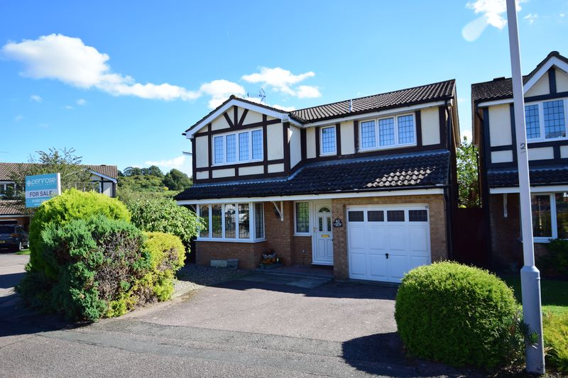 4 bedroom Detached  to buy in Kilmarnock Drive, Luton