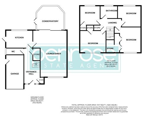4 bedroom Detached  to buy in Boxgrove Close, Luton