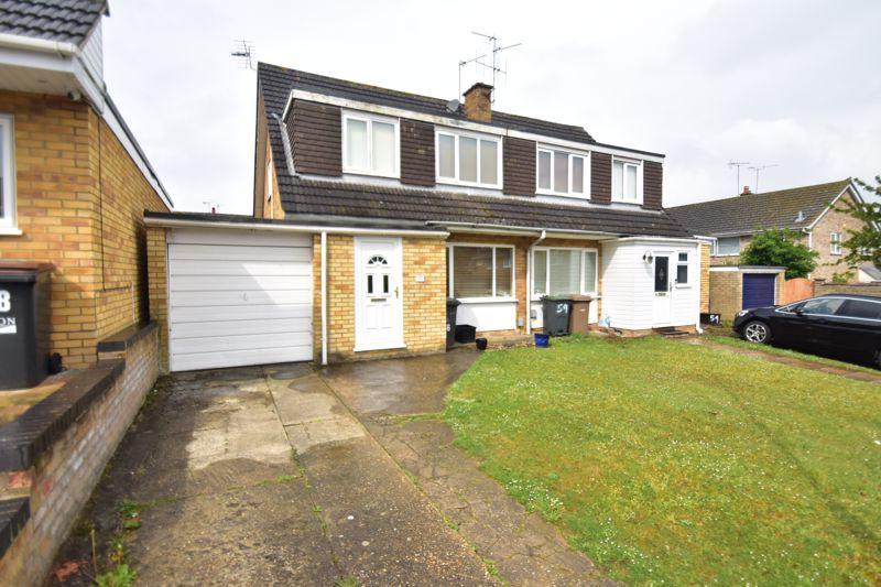 3 bedroom Semi-Detached  to buy in Holgate Drive, Luton