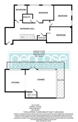3 bedroom Apartment / Studio to rent in Midland Road, Luton