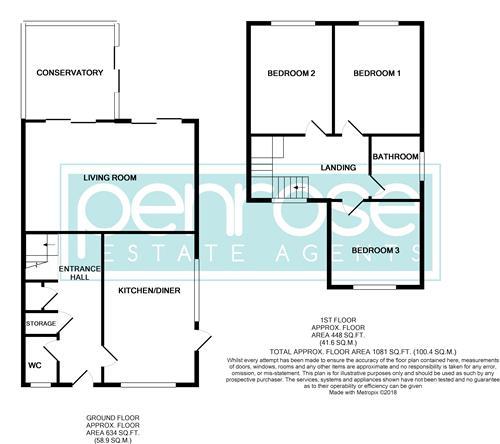 3 bedroom Semi-Detached  to rent in Forrest Crescent, Luton
