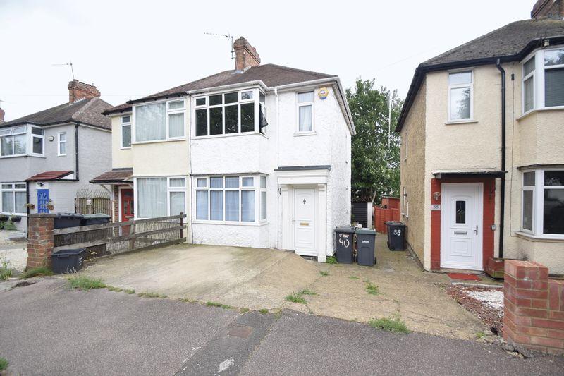 2 bedroom Semi-Detached  to buy in Third Avenue, Luton