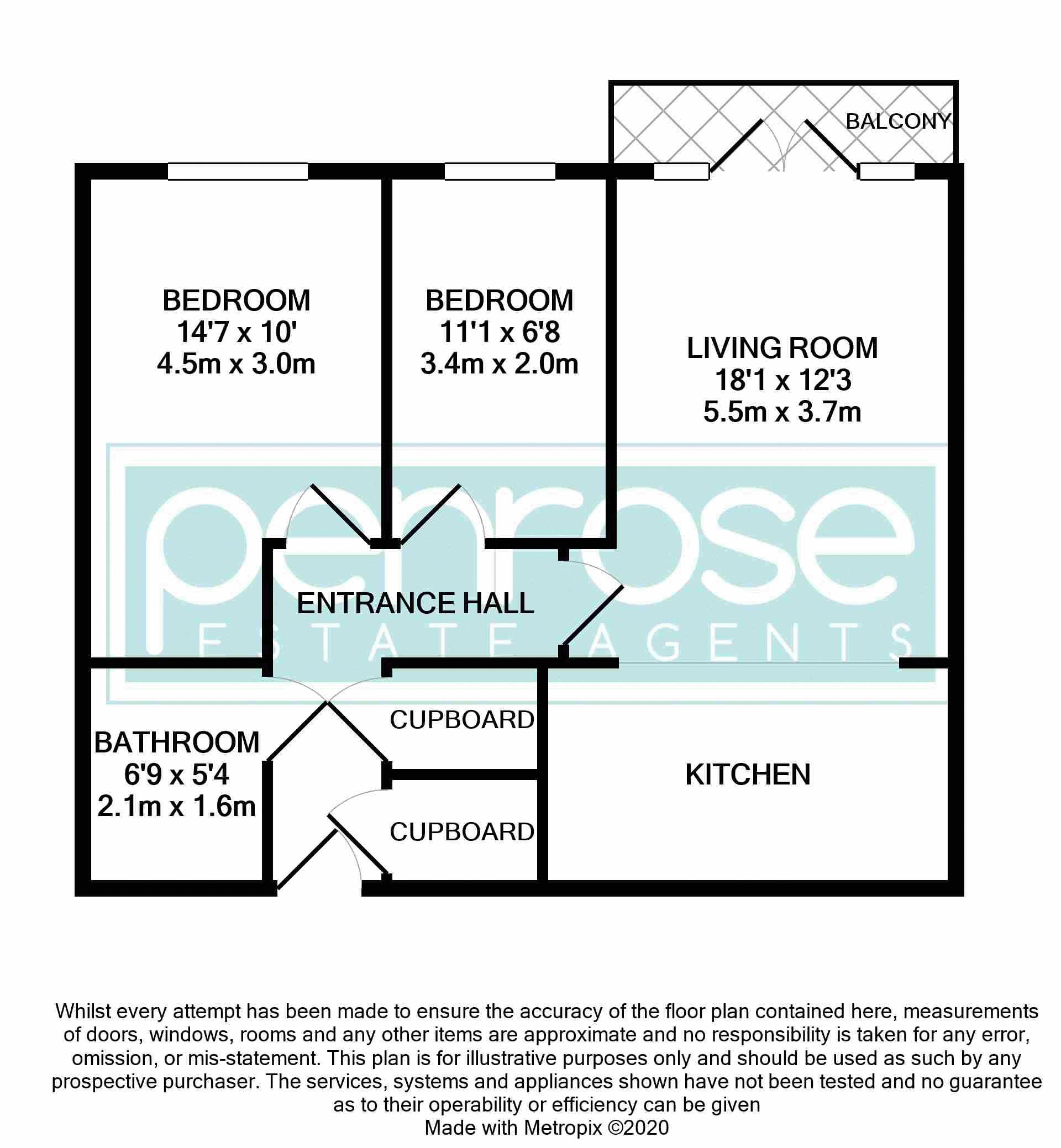 2 bedroom Apartment / Studio to buy in Holly Street, Luton