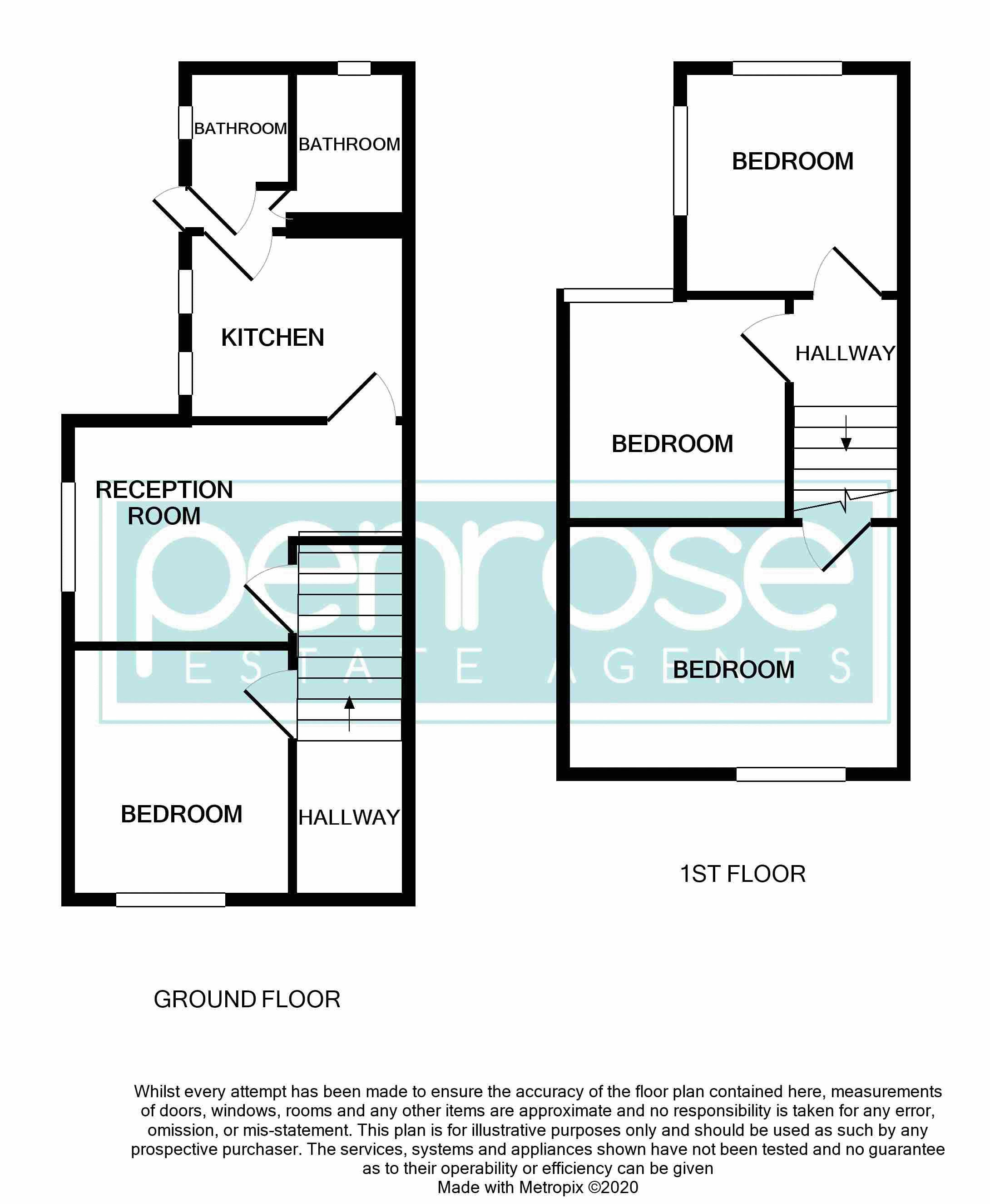 4 bedroom Mid Terrace to rent in Windmill Road, Luton