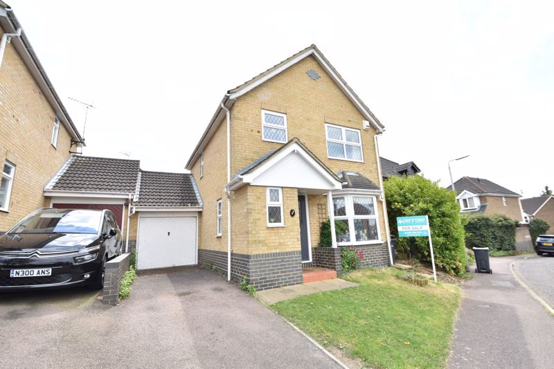 3 bedroom  to buy in Pomeroy Grove, Luton