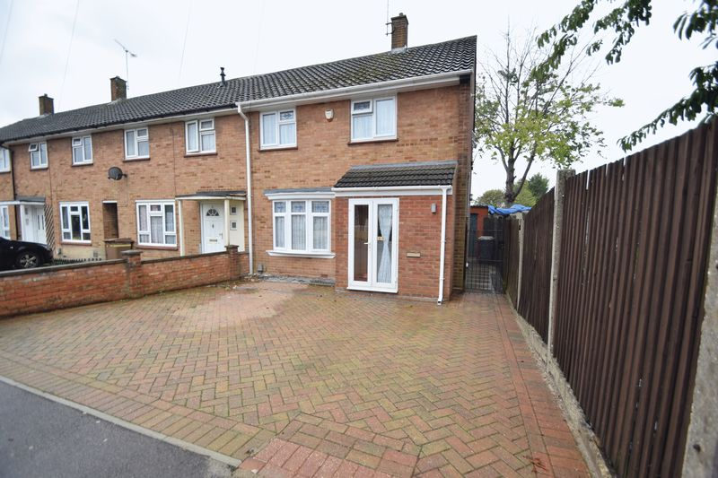 2 bedroom End Terrace to buy in Tomlinson Avenue, Luton