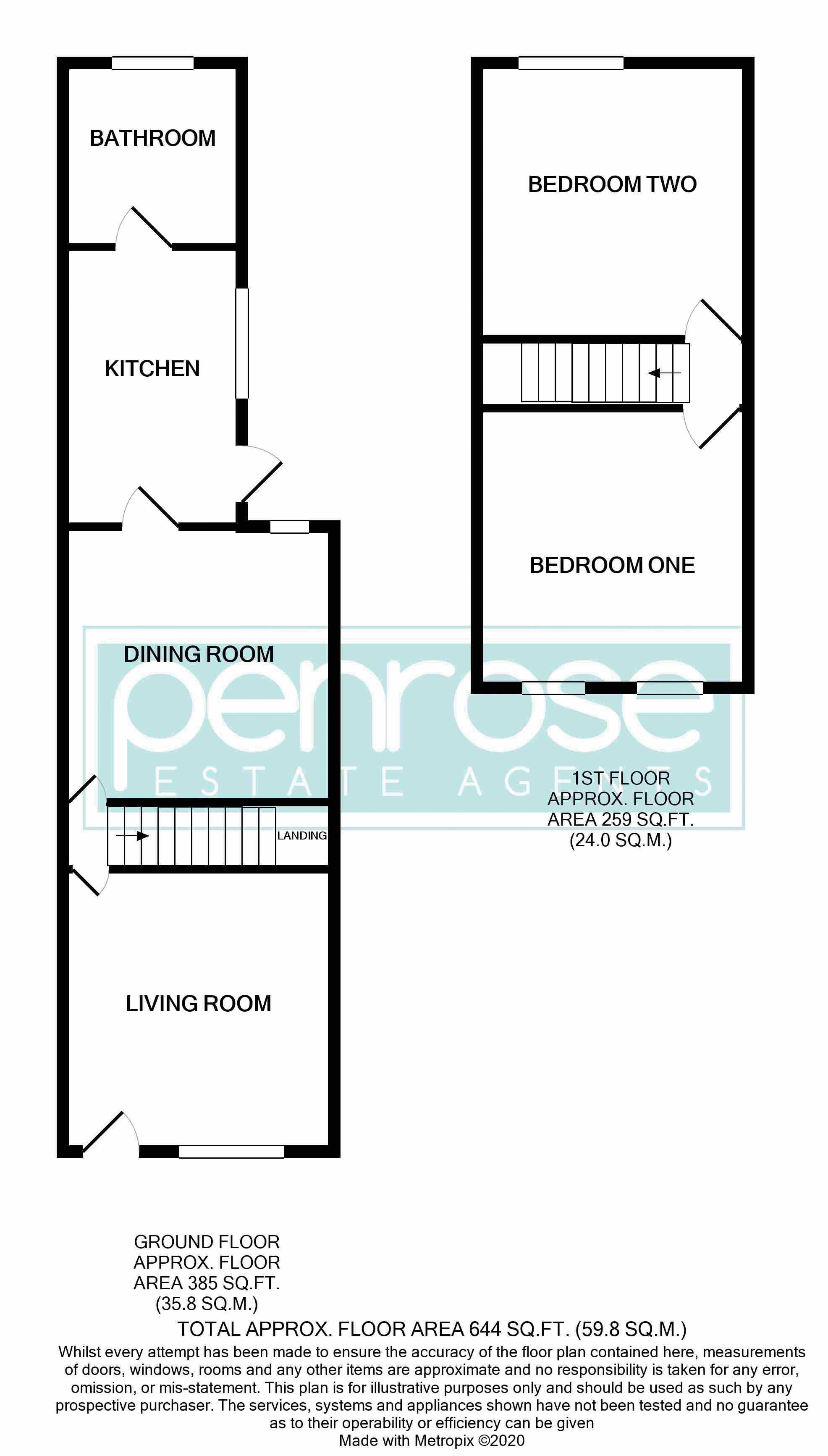 2 bedroom Mid Terrace to buy in Hartley Road, Luton 77 Hartley Road