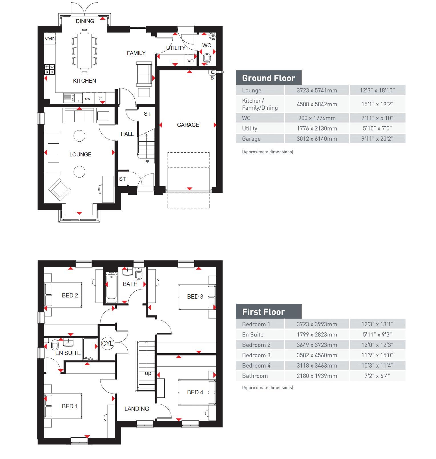 4 bedroom  to buy in Southern Cross, Bedford