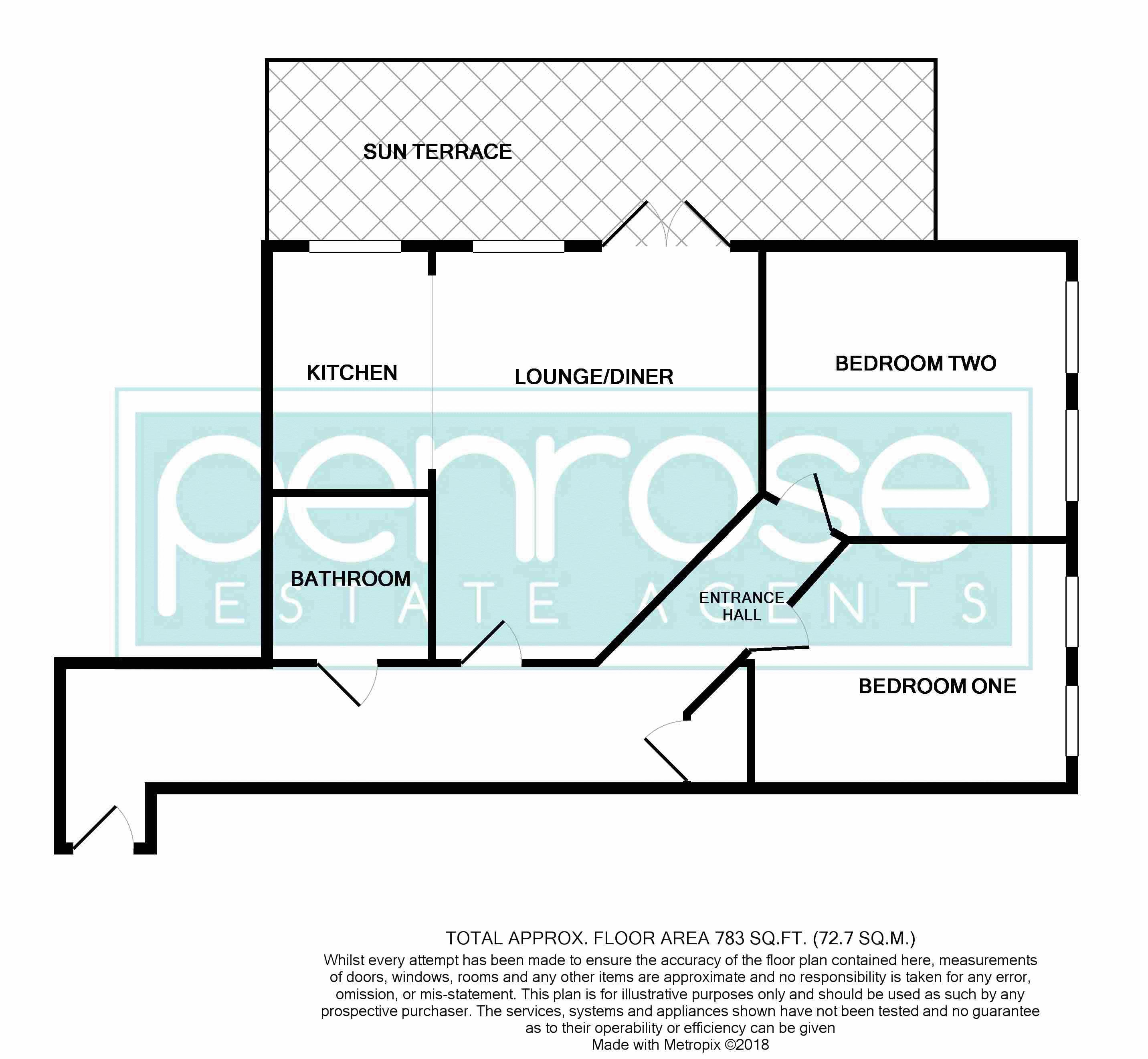 2 bedroom Apartment / Studio to rent in Hatton Place, Midland Road, Luton 83 Hatton Place