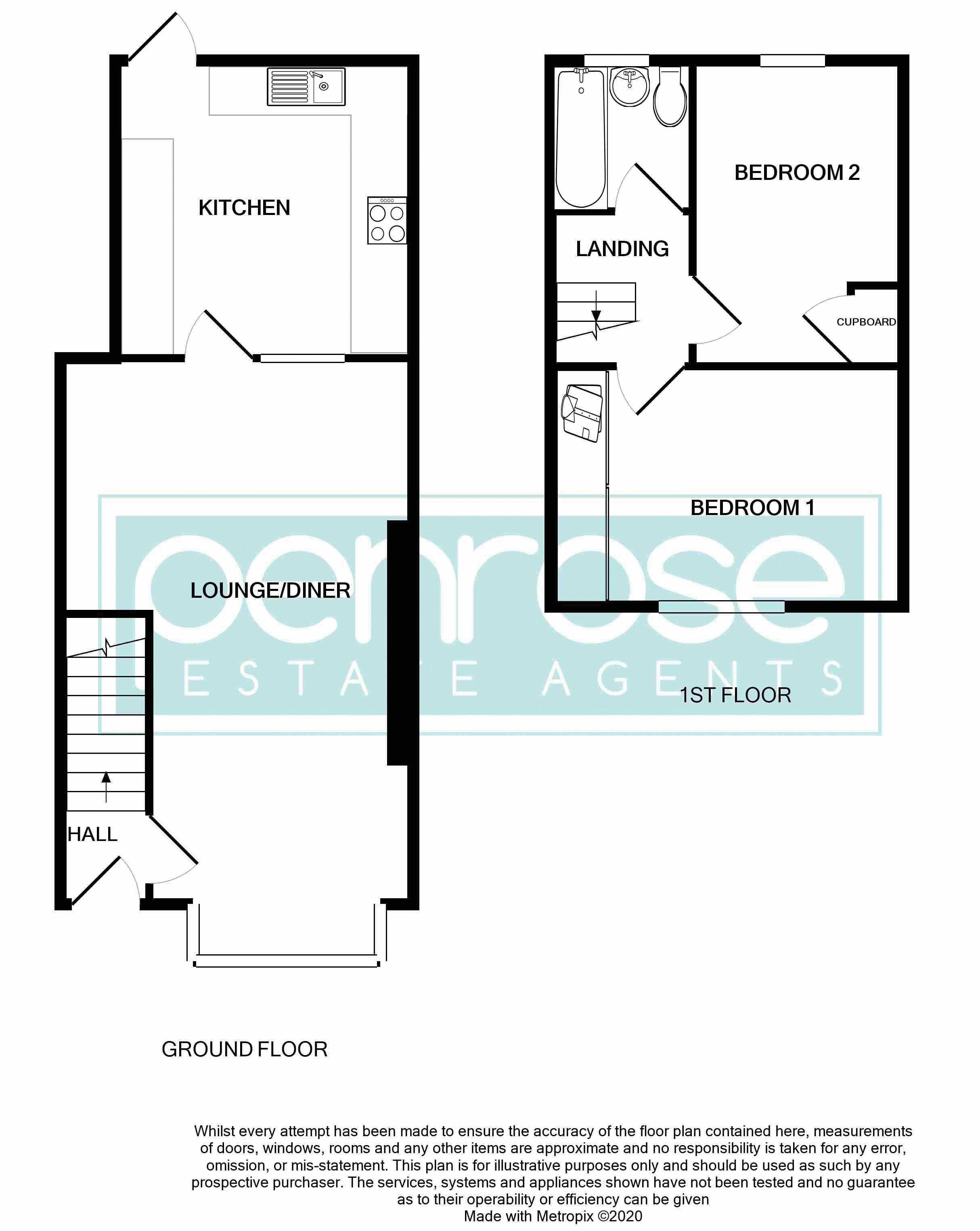 2 bedroom Mid Terrace to buy in Stapleford Road, Luton 108 Stapleford Road