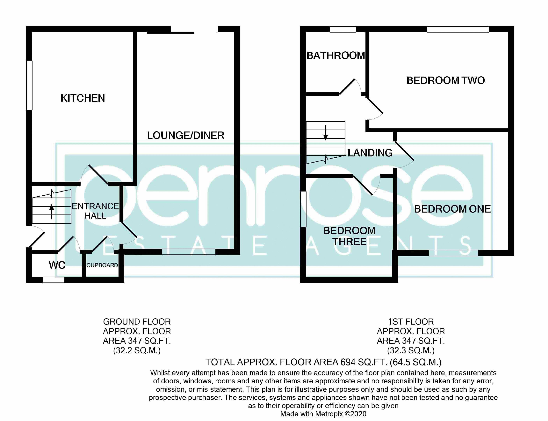 3 bedroom End Terrace to buy in Birdsfoot Lane, Luton 174 BIrdsfoot Lane