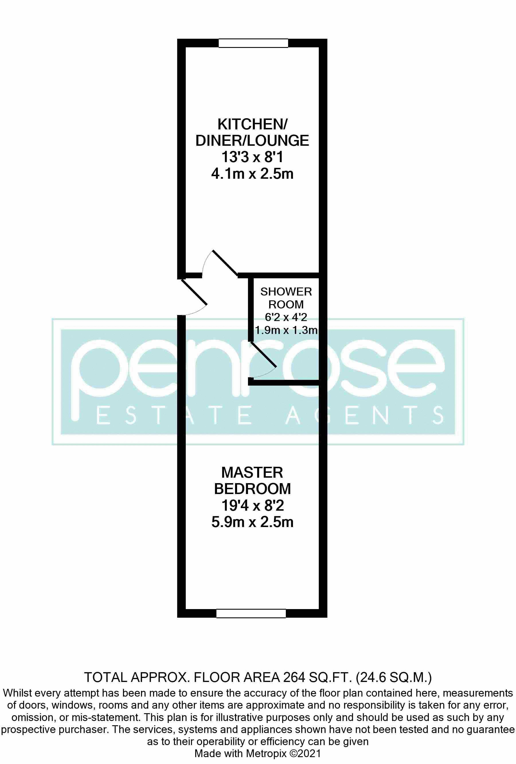 1 bedroom Flat to buy in Chapel Street, Luton