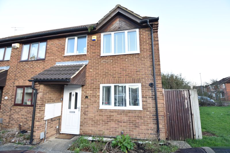 3 bedroom End Terrace to buy in Lucas Gardens, Luton