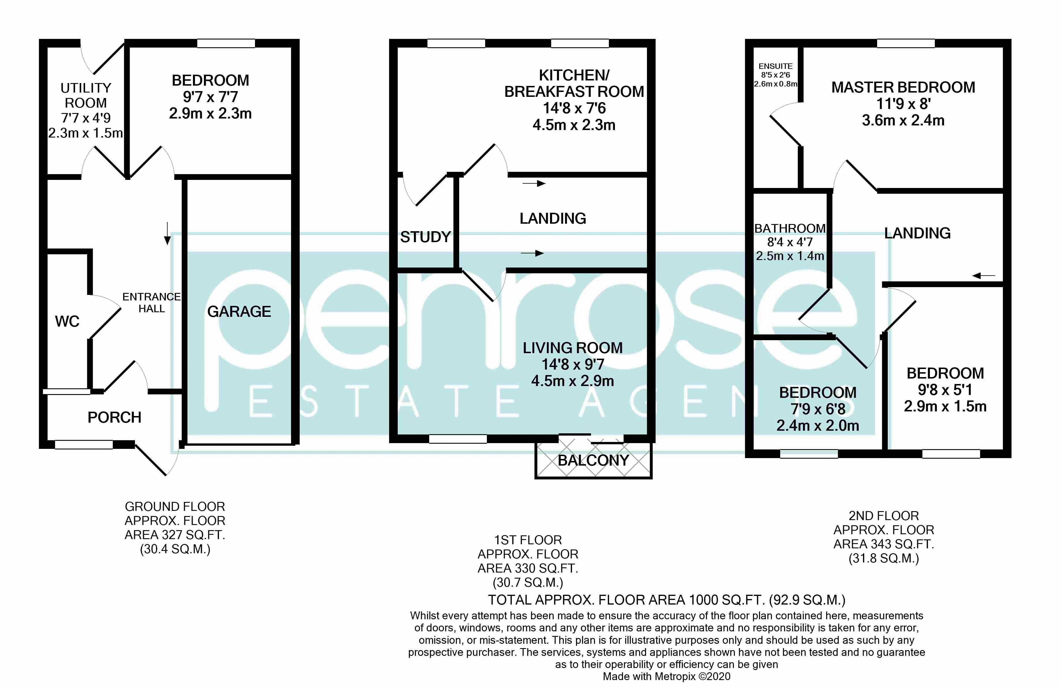 4 bedroom Mid Terrace to buy in Marsom Grove, Luton