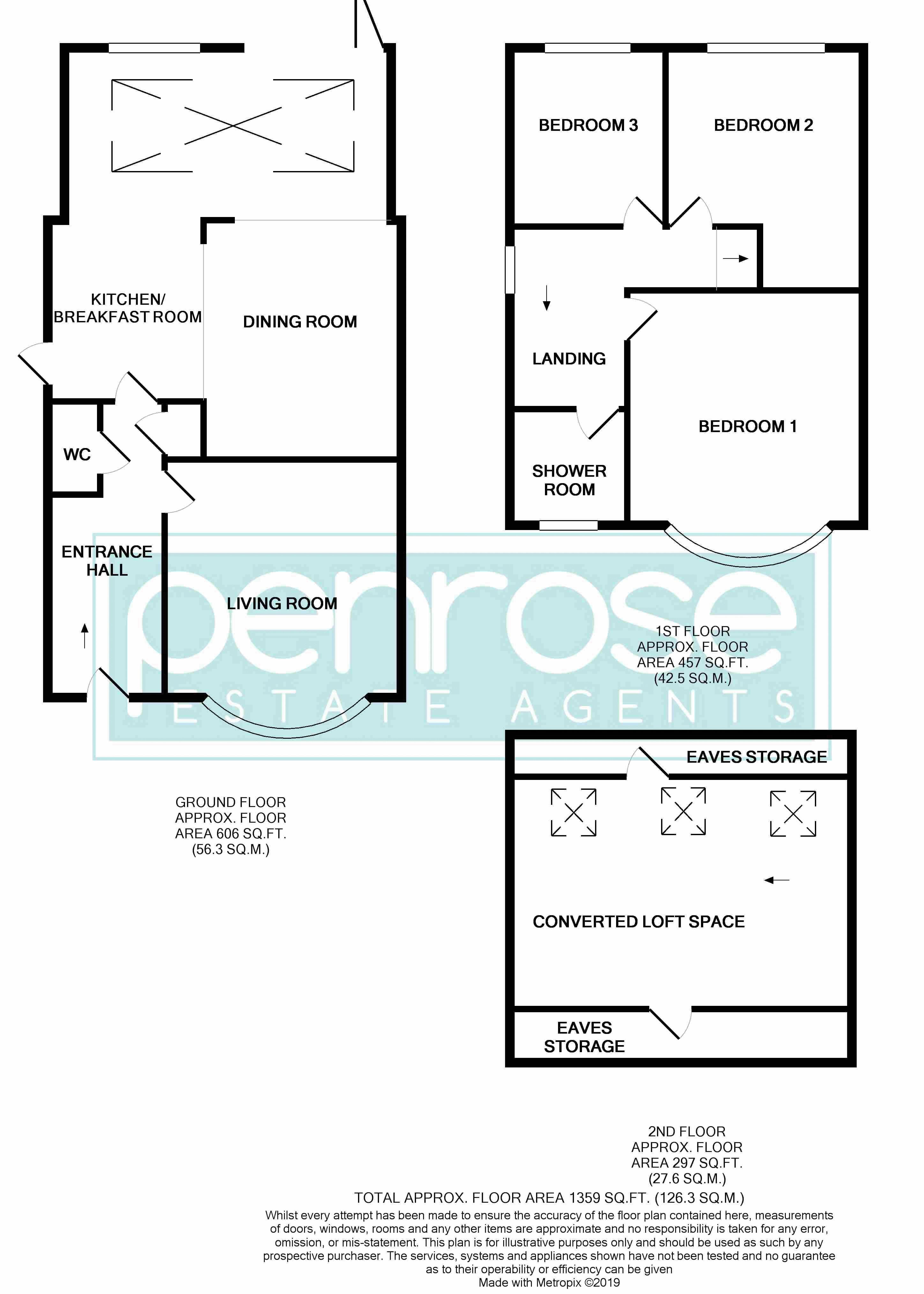 3 bedroom  to buy in Wardown Crescent, Luton