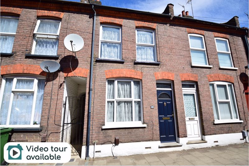 3 bedroom Mid Terrace to rent in Frederick Street, Luton