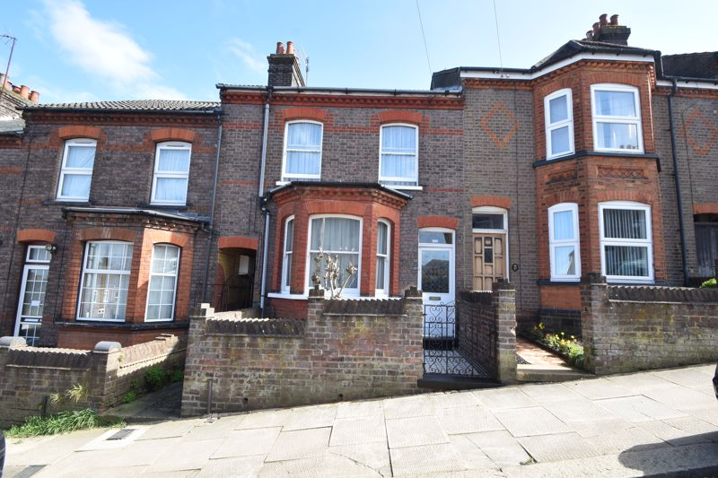 3 bedroom Mid Terrace to buy in Tennyson Road, Luton