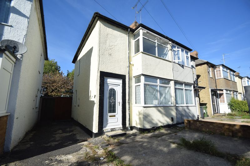 2 bedroom Semi-Detached  to rent in Third Avenue, Luton