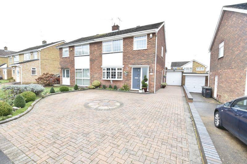 3 bedroom Semi-Detached  to buy in Rogate Road, Luton