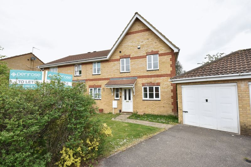 3 bedroom End Terrace to buy in Coopers Way, Dunstable