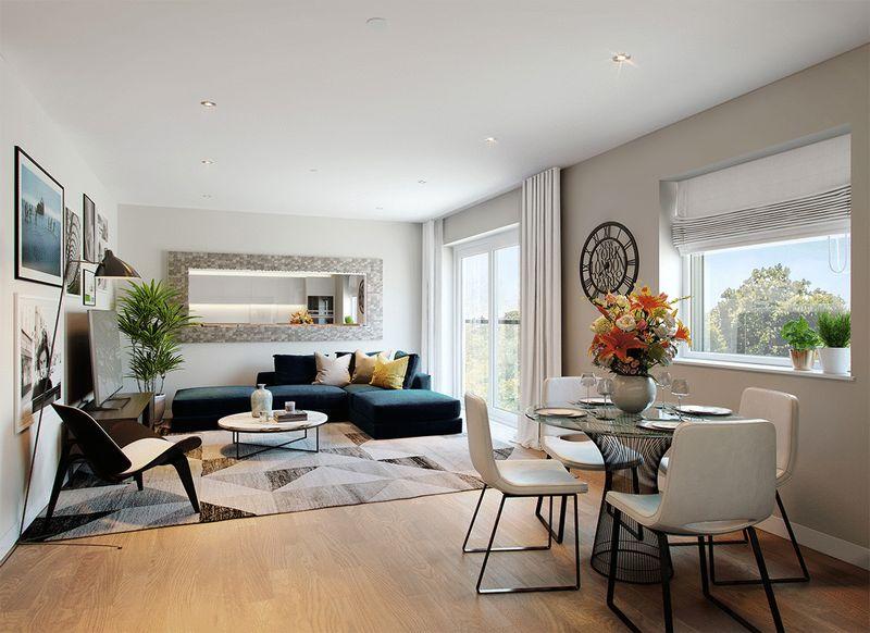 2 bedroom  to buy in Saxon Square, Kimpton Road, Luton - Photo 10