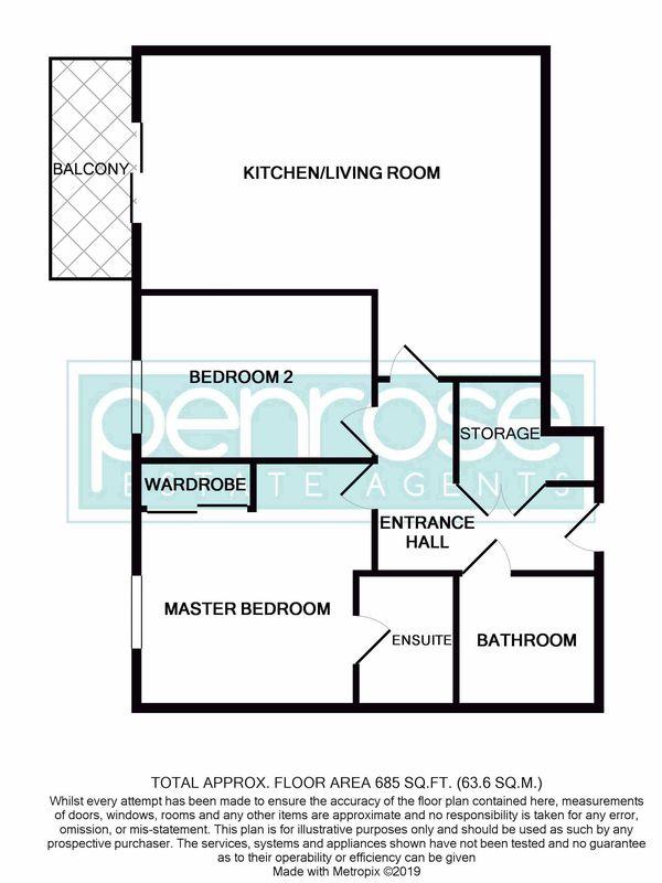 2 bedroom  to buy in Saxon Square, Kimpton Road, Luton - Photo 4