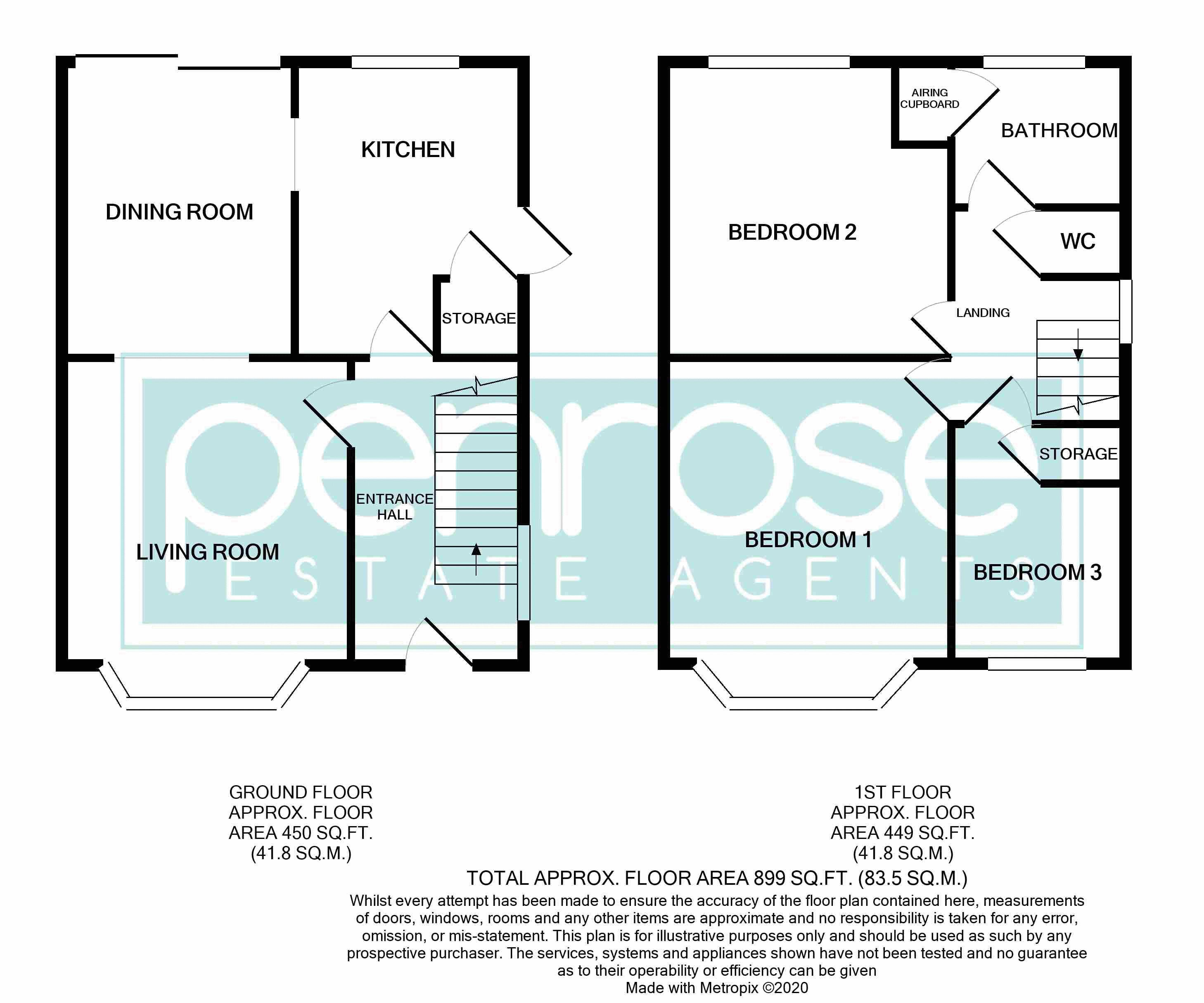 3 bedroom Semi-Detached  to buy in Crowland Road, Luton