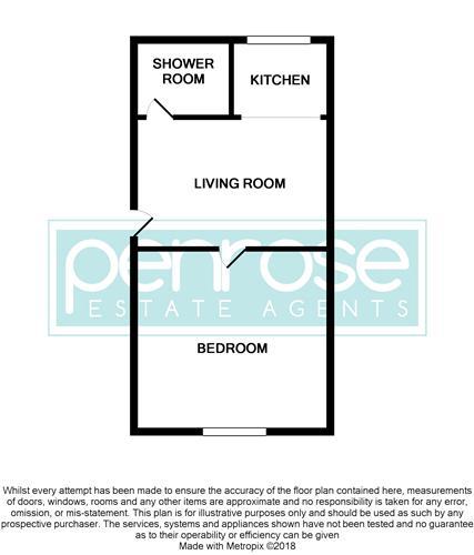 1 bedroom Flat to rent in Crawley Road, Luton