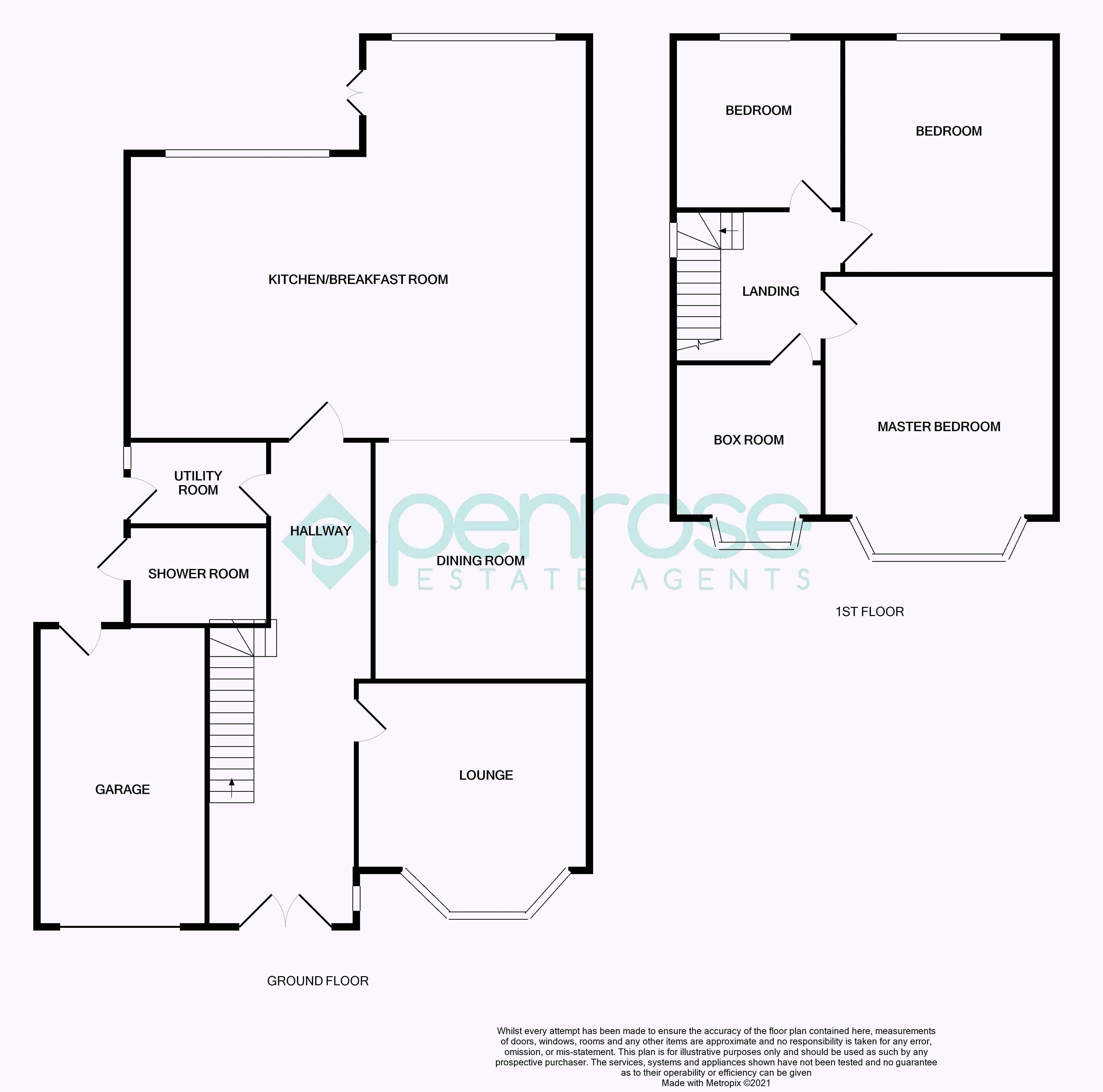 4 bedroom Semi-Detached  to rent in Priory Gardens, Luton