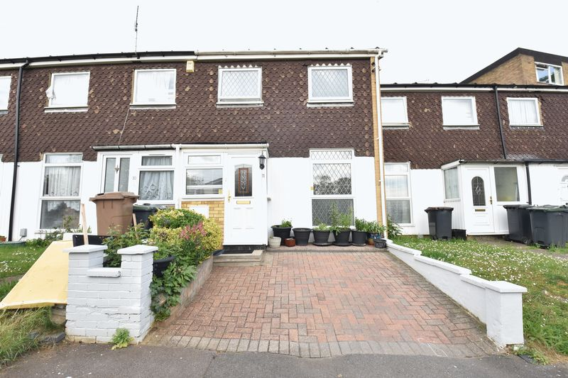 3 bedroom Mid Terrace to buy in Gregories Close, Luton