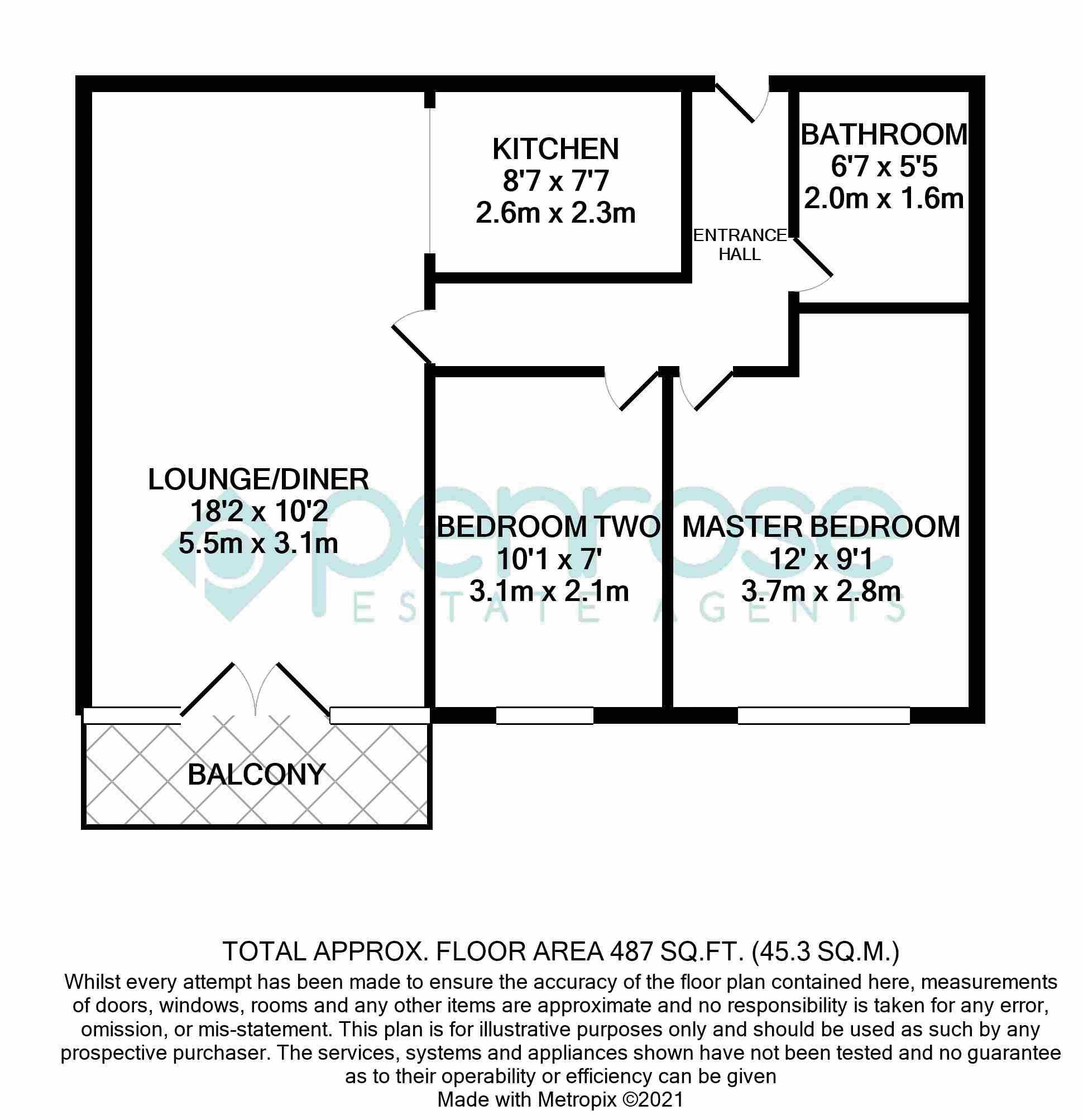2 bedroom Flat to buy in Holly Street, Luton