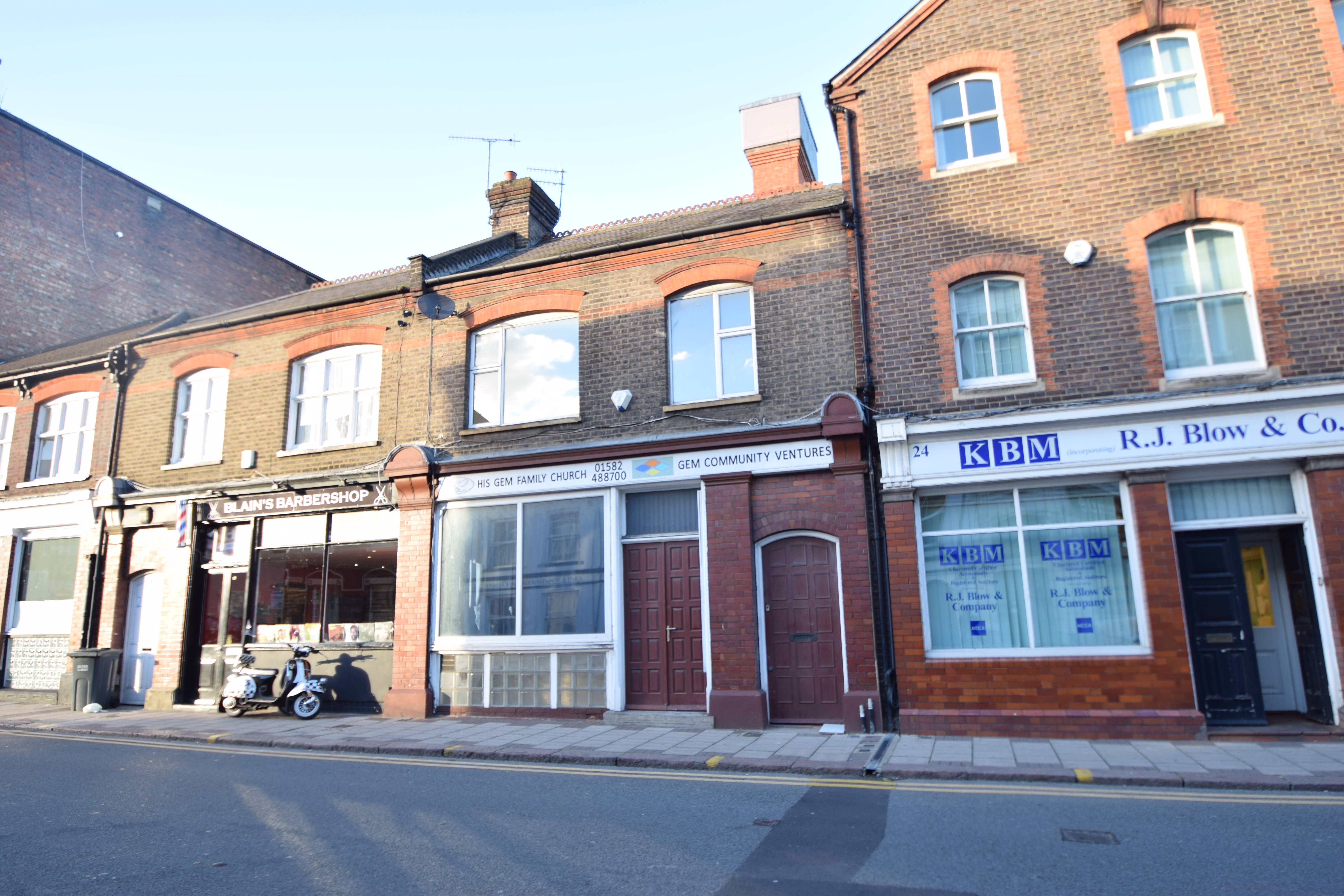 1 bedroom Flat to buy in Guildford Street, Luton
