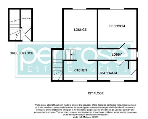 1 bedroom Maisonette to rent in Lindsay Road, Luton
