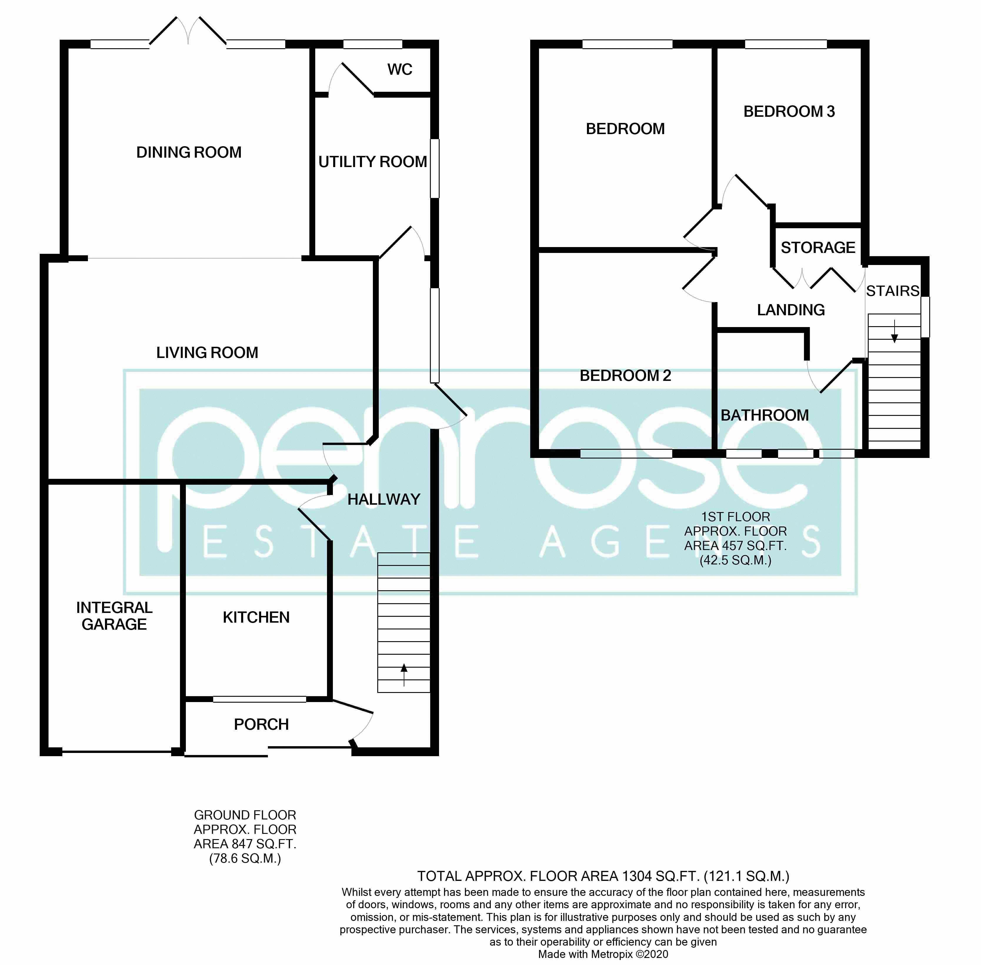 3 bedroom Semi-Detached  to buy in Beaconsfield, Luton
