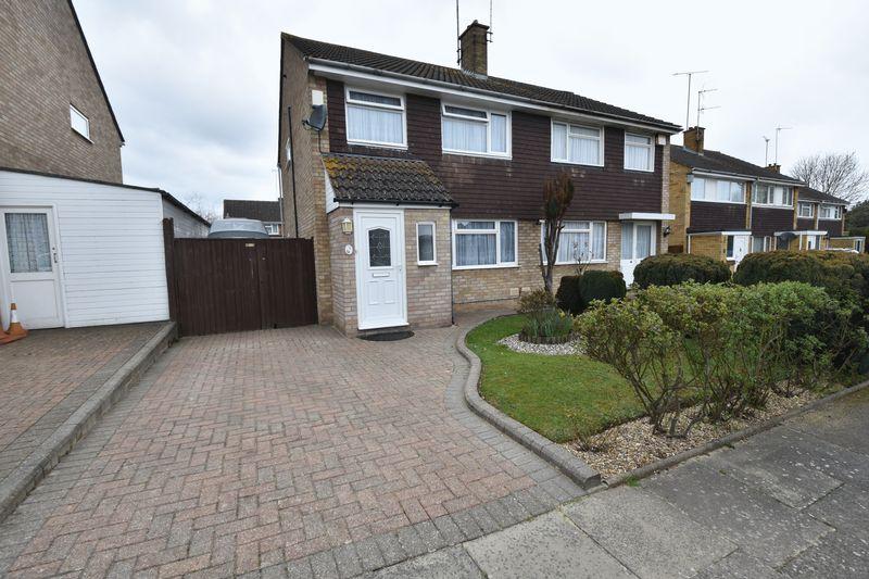 3 bedroom Semi-Detached  to buy in Denton Close, Luton