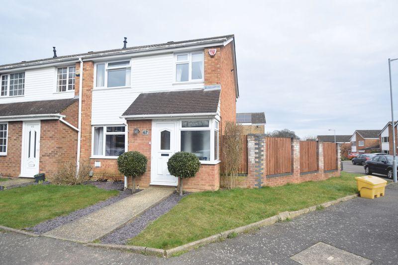 3 bedroom End Terrace to buy in Bracklesham Gardens, Luton