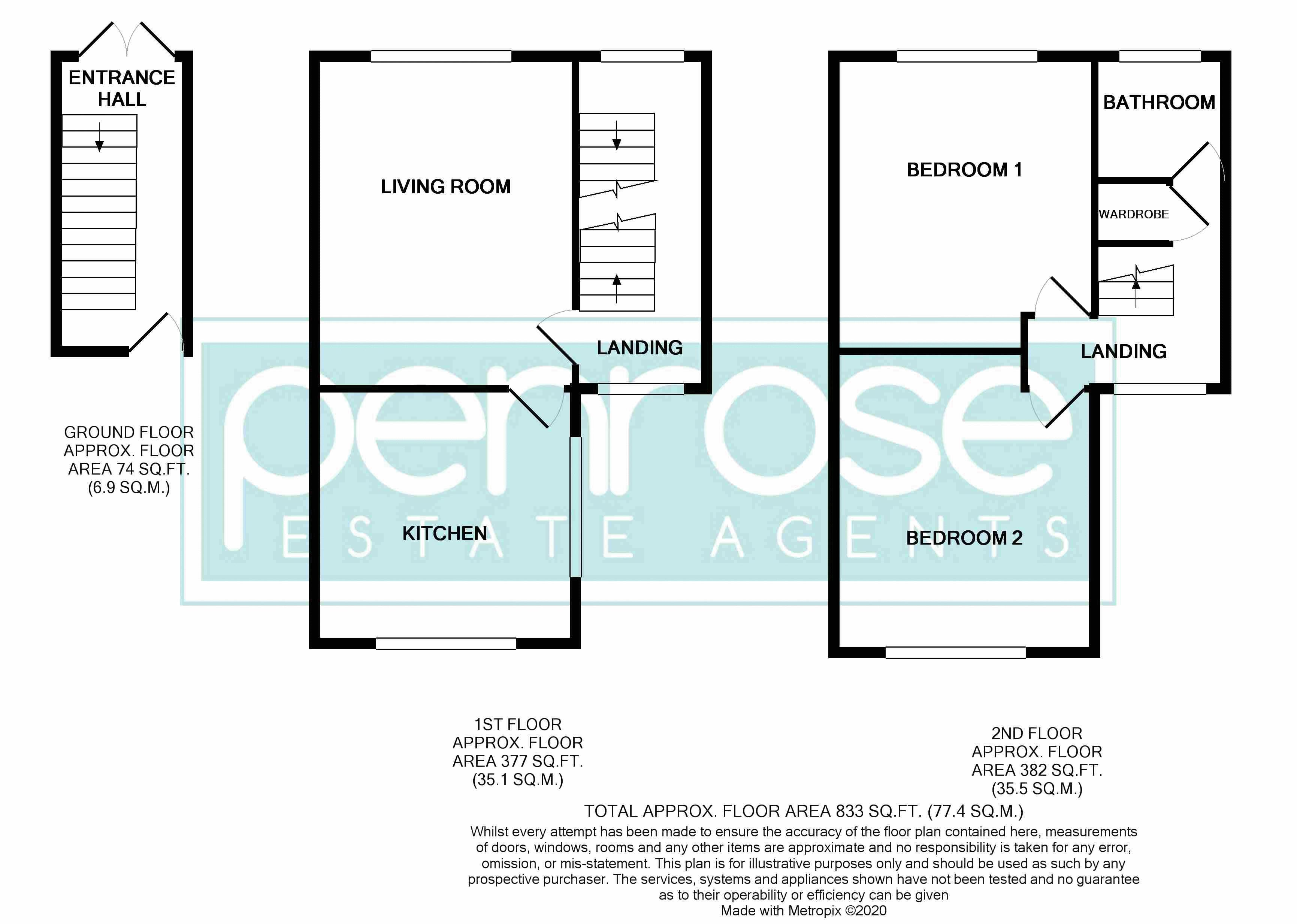 2 bedroom  to buy in Brendon Avenue, Luton