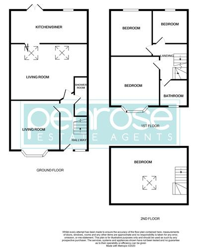 4 bedroom Mid Terrace to rent in Carisbrooke Road, Luton