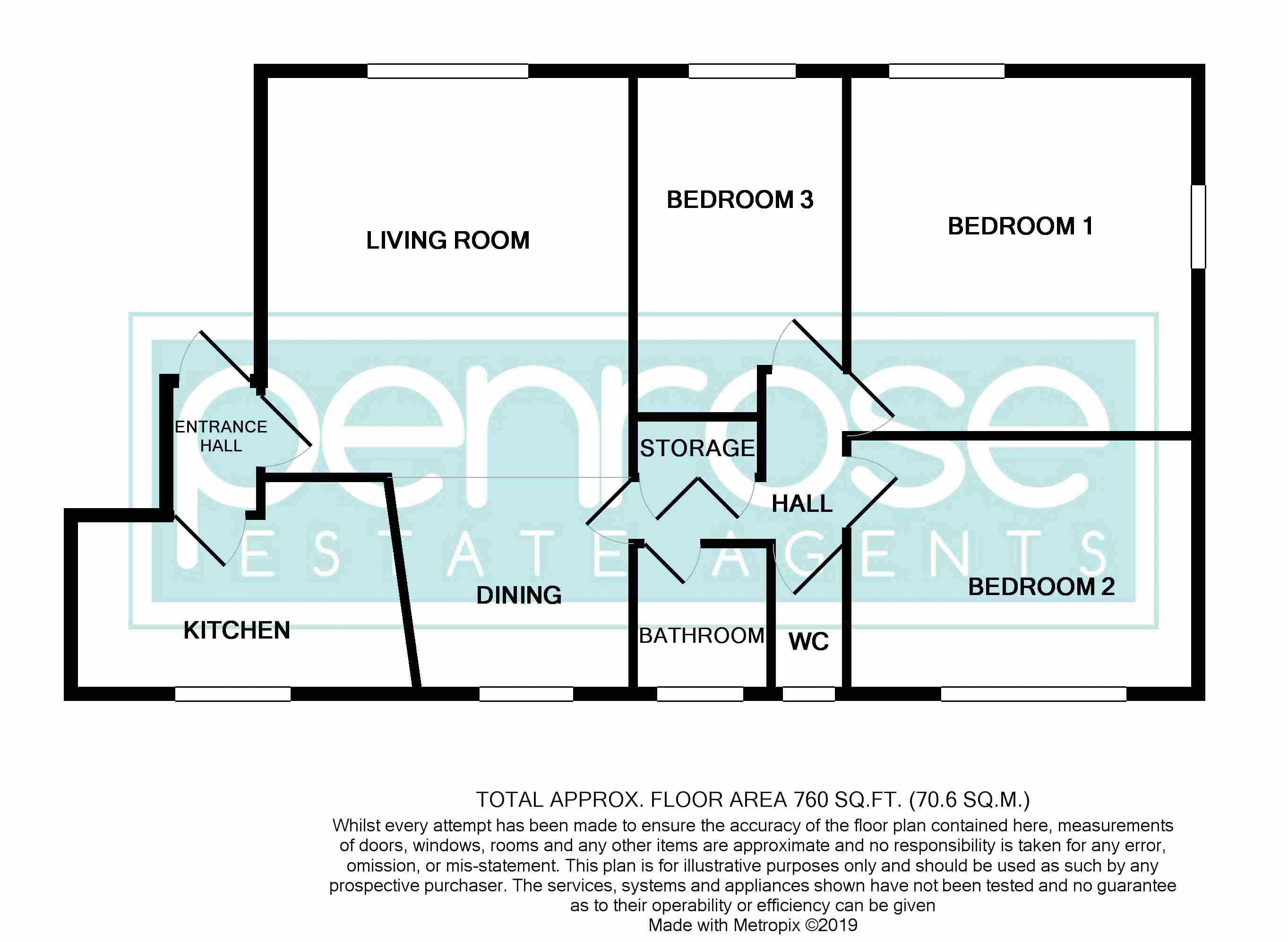 3 bedroom Apartment / Studio to buy in Whipperley Way, Luton