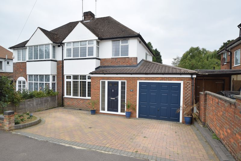 3 bedroom Semi-Detached  to buy in Manton Drive, Luton